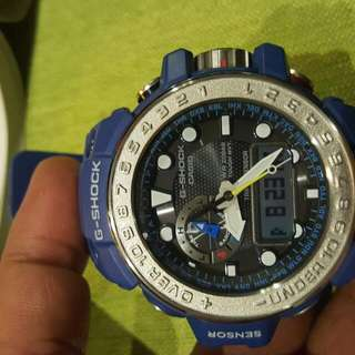 PRICE REDUCED! BRAND NEW Casio G Shock Gulfmaster GWN-1000-2ADR