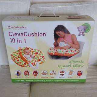 Clevamama ClevaCushion 10 in 1 (with box)