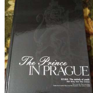 Photobook The Prince in Prague (TVXQ)