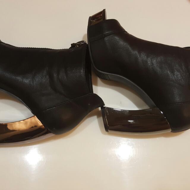 時尚魚口鞋