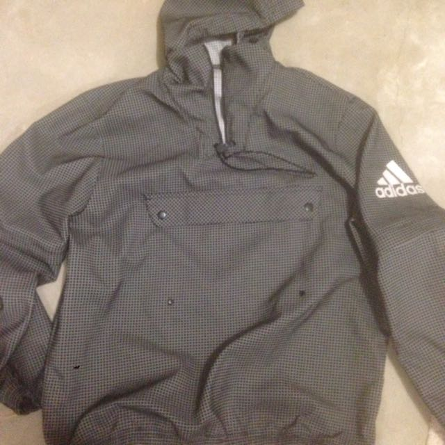 Adidas Quarter Zip Spray