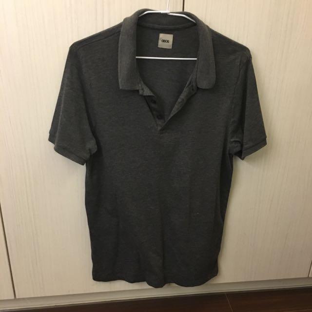 Asos Polo Shirt Polo衫 灰色