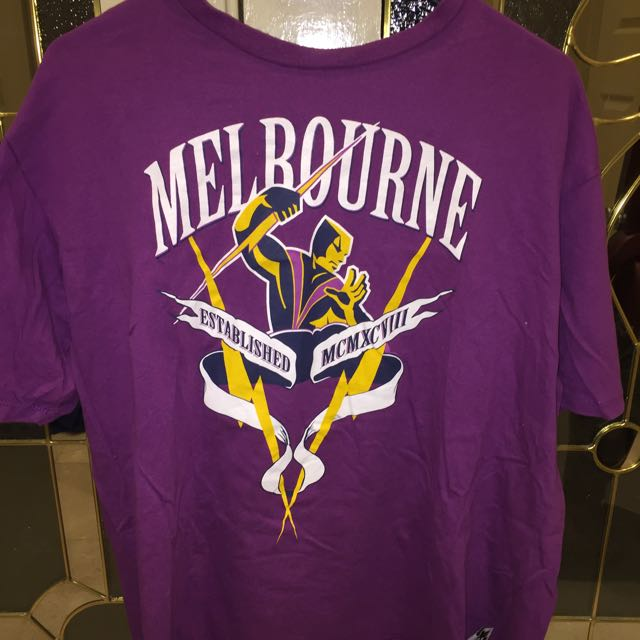 Authentic Melbourne Storm Top