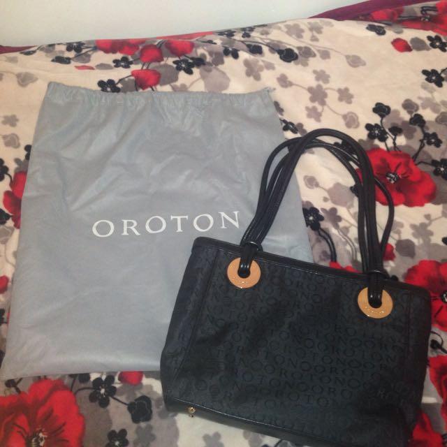 Authentic Oroton Handbag