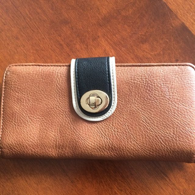 Brown ALDO Wallet