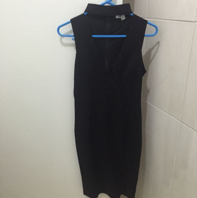 Collar Neck Dress