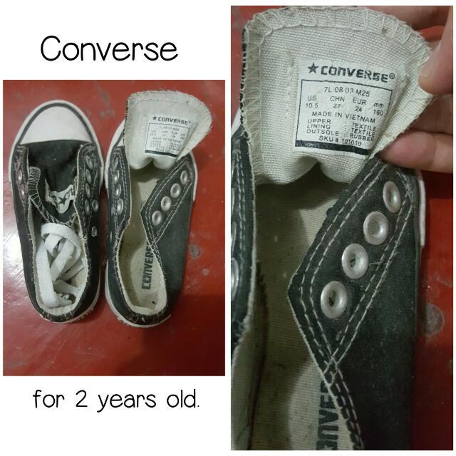 Converse Replica (A)