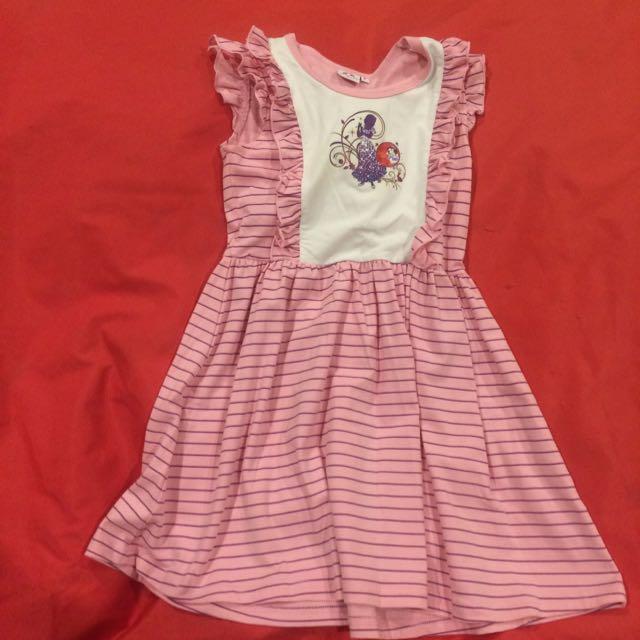 Disney Themed Dress (6y)