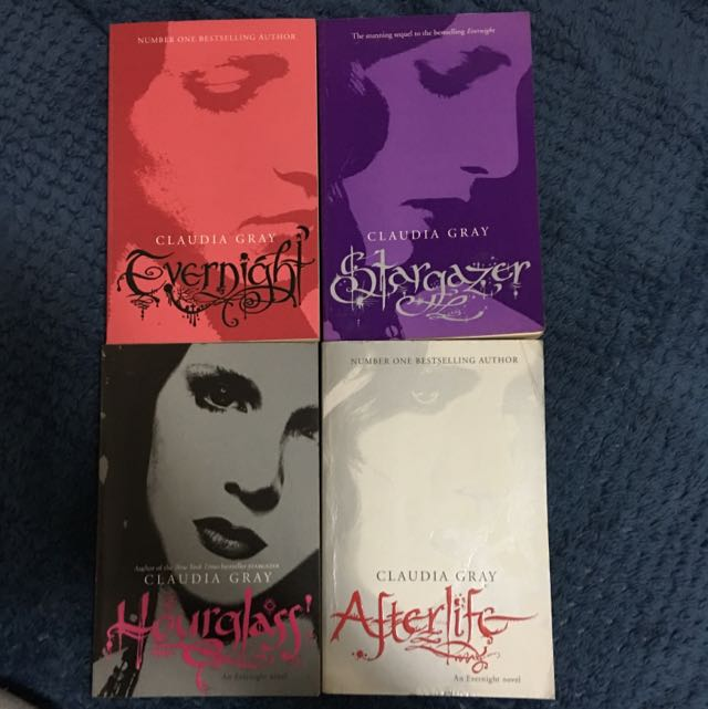 Evernight Series (Claudia Grey)