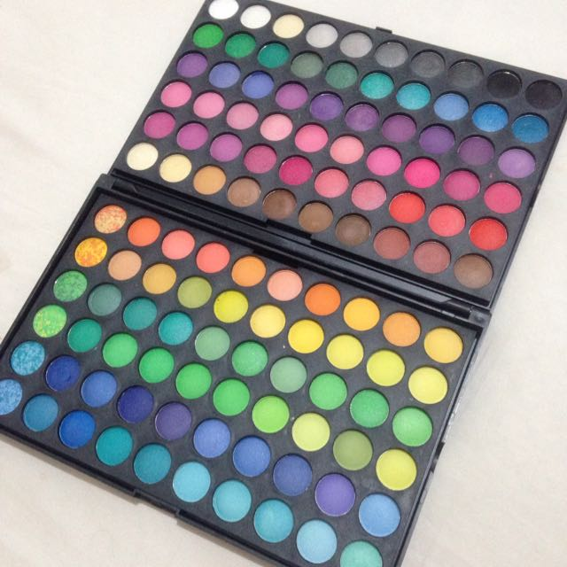 Eyeshadow 120 Colors