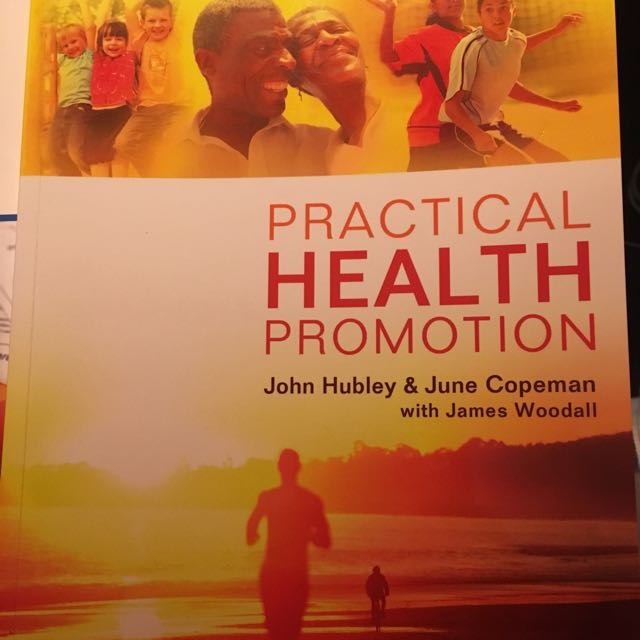 Health Promotion Textbook