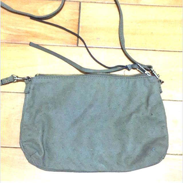H&m 墨綠色小包