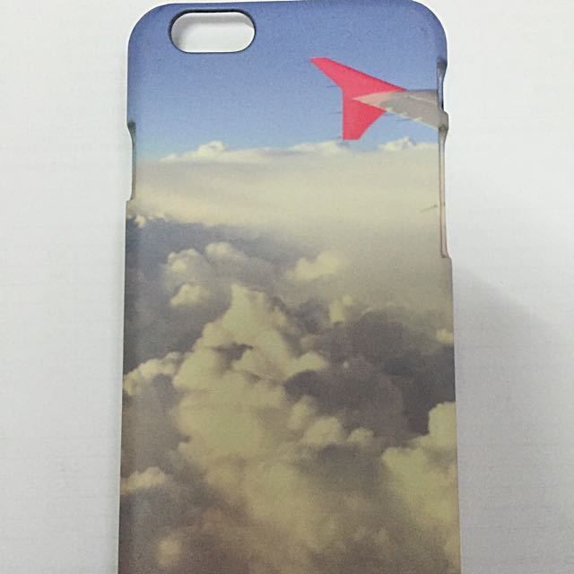 iPhone 6/6S Clouds And Sky Casing
