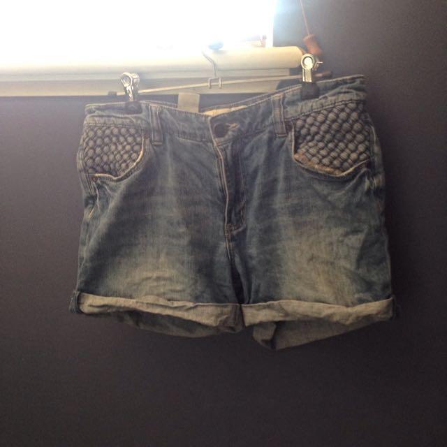 Just Jeans Denim Shorts