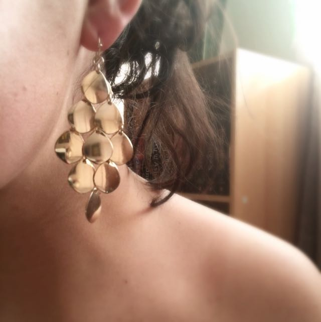 Layered Earrings