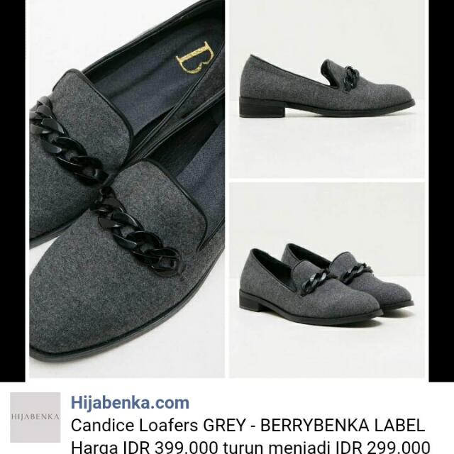 LOAFERS SHOES BY BERRYBENKA