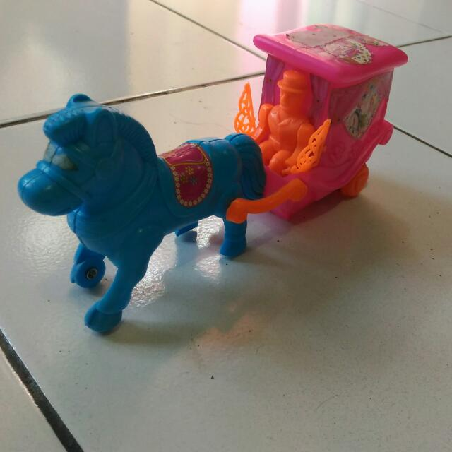 Mainan Delman