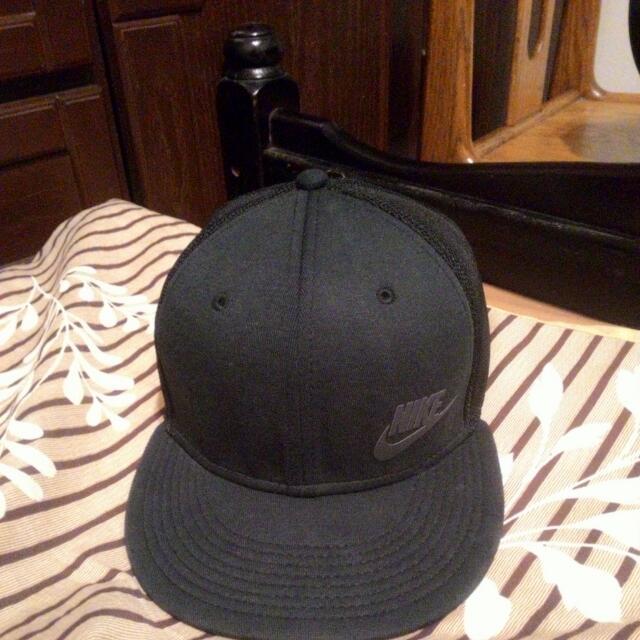 (暫售)Nike  cap 後扣帽 (可調)