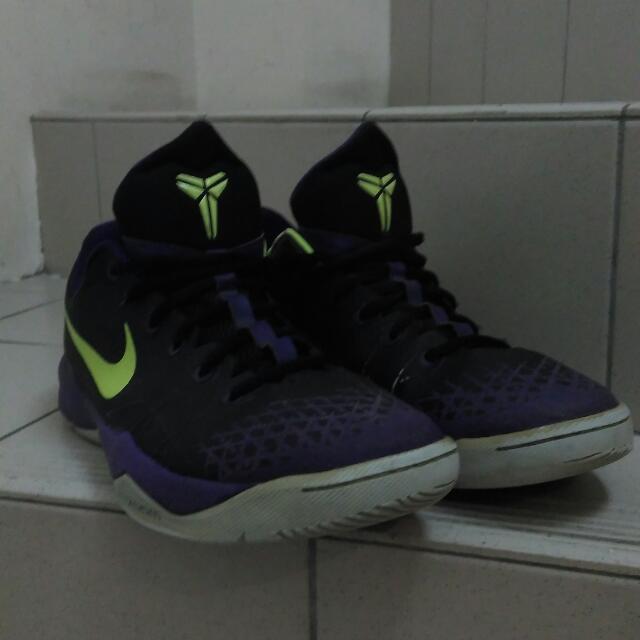 Nike Kobe 室外籃球鞋 練習鞋