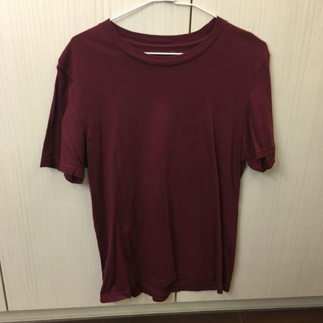 River Island Tshirt 深紅