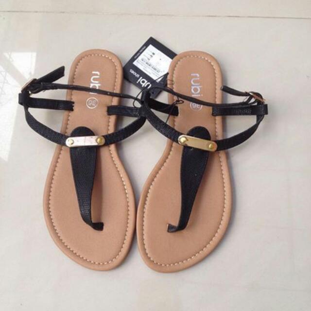 Sandal Strap Rubi Size 36