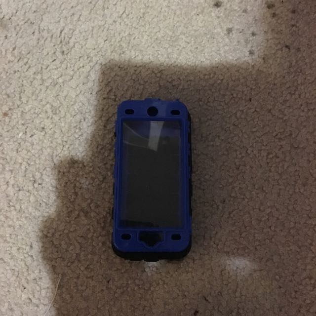 Shock Proof iPhone 5 Case