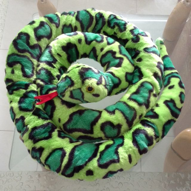 Snake Suffed Toy
