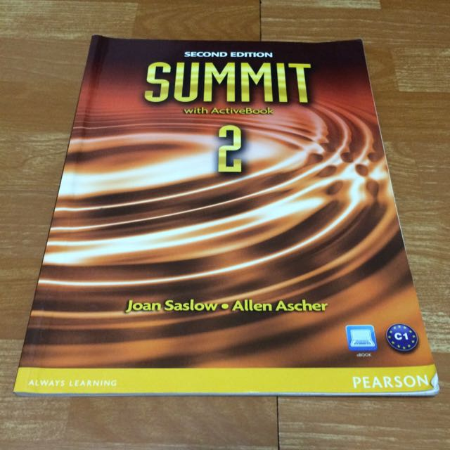 Summit with ActiveBook 2 Second Edition
