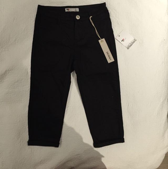 TEMPT 3/4 Skinny Jeans