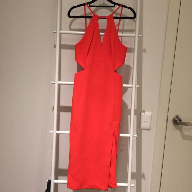 Topshop Dress, Size UK 6, EUR 34