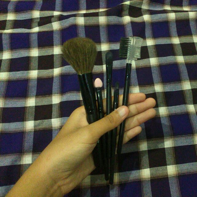 Travel Mini Brush Set (5pcs)
