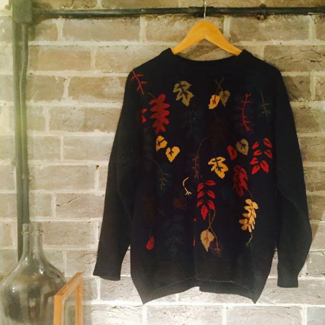 Vintage Knit Size 12-14