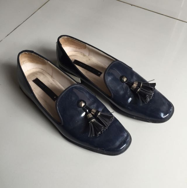 Zara moccasins Size 37