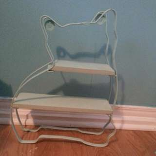 3D Cat Shelf