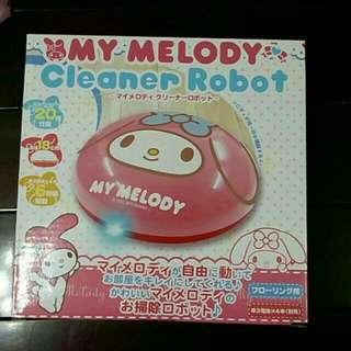 美樂蒂掃地機器人