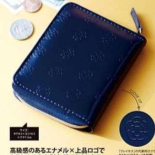 免郵💜日本雜誌附錄錢包