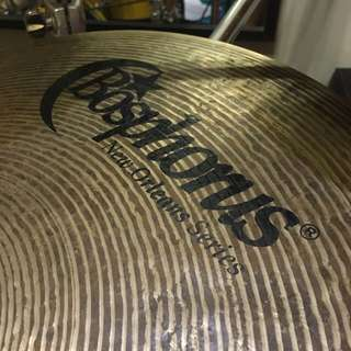 "Bosphorous New Orleans Series 20"" Ride Cymbal"