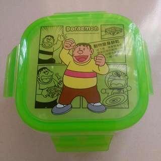 哆啦A夢 微波玻璃便當盒 (胖虎)
