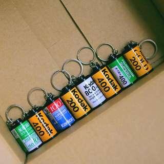 🌟復古底片鑰匙圈吊飾🌟