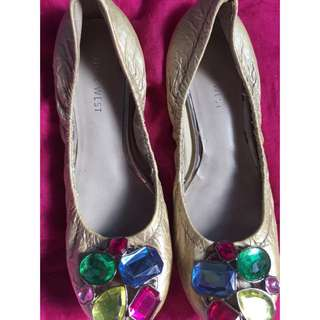 Flat shoes Nine west original