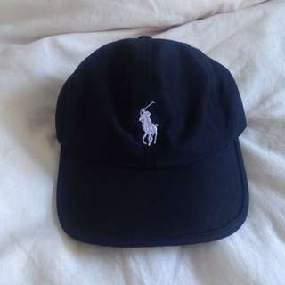 Replica Ralph Lauren Black Cap