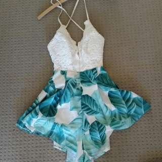 Paradisco Playsuit