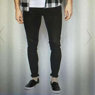BNWT Cheap Monday Jeans Black