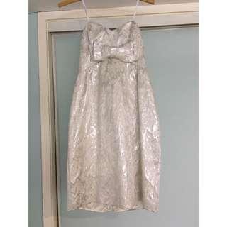 Forever New Strapless Dress