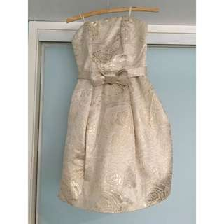 Portland Strapless Dress
