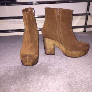 Tony Bianco Heeled Boots