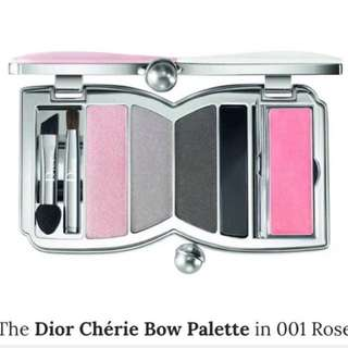 Dior Cherie Bow Collection For Spring Brand New