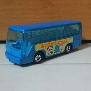 Tomica Isuzu Super Hi-Decker Bus (MIJ)