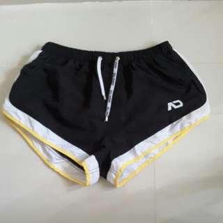 [Leaving Singapore Sale] Addicted Gym Short