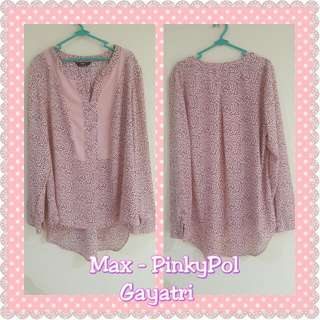 Max Blouse Pink